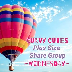 Tops - 6/12 (CLOSED) PLUS SHARE GROUP: Curvy Cuties
